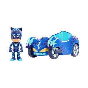 Simba  PJ MASKS Catboy mit Fahrzeug