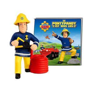 tonies   Tonie Hörfigur Feuerwehrmann Sam - In Pontypandy ist was los