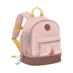Lässig   Kindergartenrucksack Mini Backpack Adventure rosa Tipi