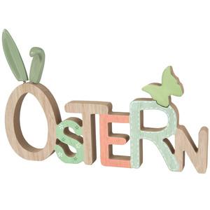 Deko-Aufsteller Schriftzug Ostern