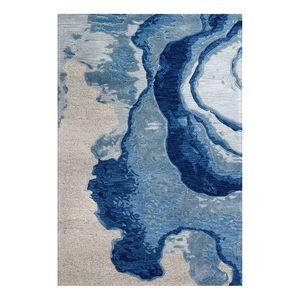 home24 Kurzflorteppich Damast Water