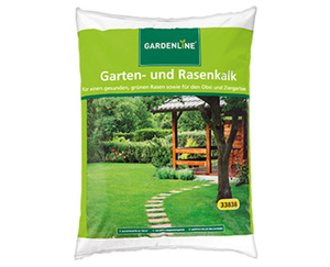GARDENLINE®  Garten- und Rasenkalk
