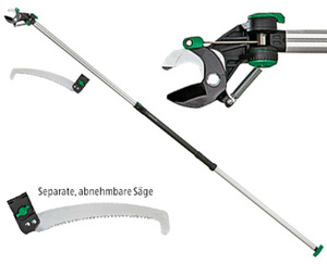 GARDENLINE®  Teleskop-Baumschere