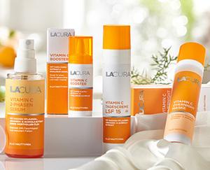 LACURA Gesichtspflege Vitamin C