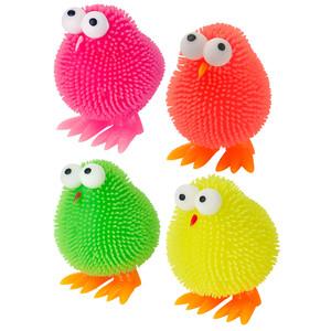 Fluffi Küken in verschiedenen Farben