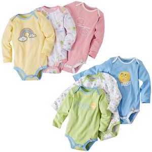 KUNIBOO®  Baby-Langarm-Bodys