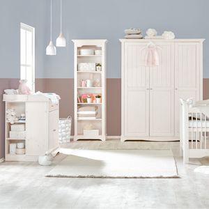 home24 Babyzimmerset Karlotta (4-teilig)
