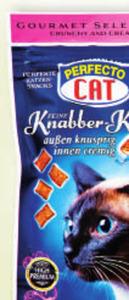Katzen-Snacks