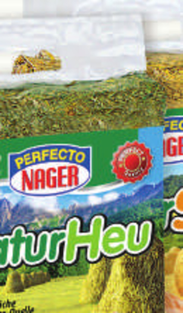 Nager-Einstreu