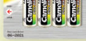 Alkaline Batterien 8er PAck