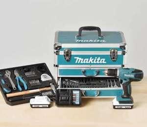 Makita Akku-Bohrschrauber DF457DWEX6