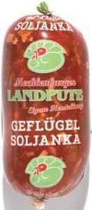 Mecklenburger Landpute Geflügel-Soljanka