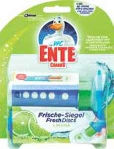 WC Ente Frische-Siegel