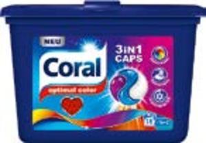 Coral  Voll- oder Feinwaschmittel