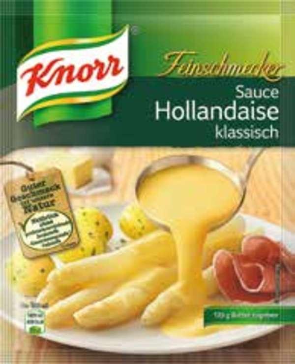 Knorr Feinschmecker Saucen Hollandaise