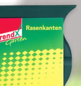 TrendX Rasenkante