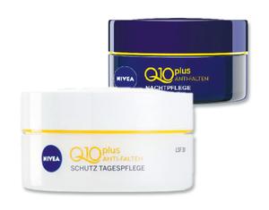 Nivea Q10-Antifalten-Pflege