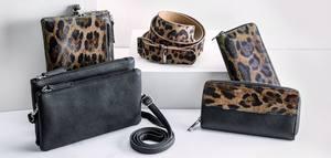 Handtasche oder Geldbörse