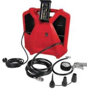 Matrix Tragbarer Kompressor PAC 1100-1