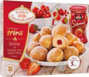 Coppenrath & Wiese Cafeteria Minis Berliner