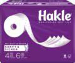 Hakle Sanft & Sicher Toilettenpapier
