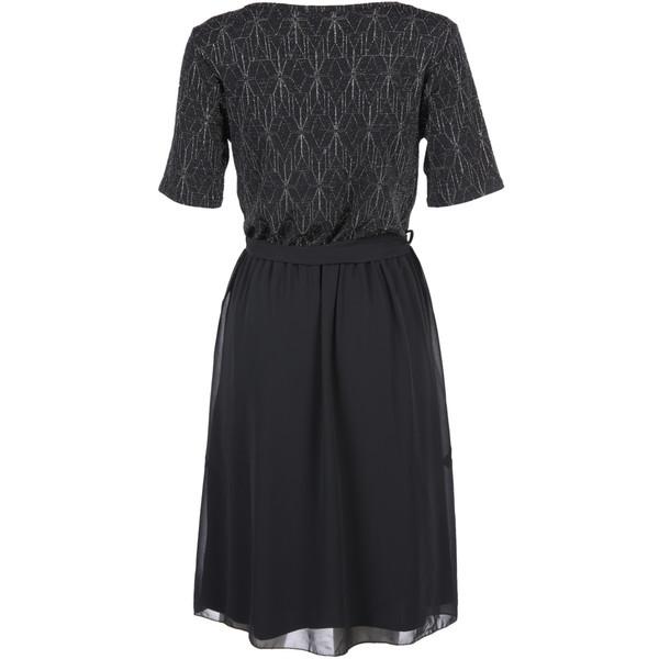 Damen Kleid im Glitzer Design von AWG Mode ansehen!