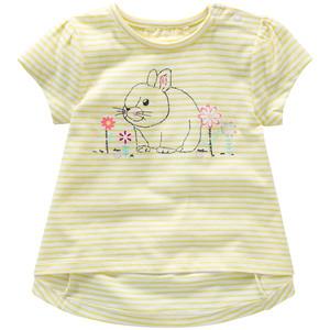 Baby T-Shirt im Ringel-Design