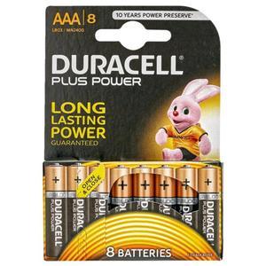 Duracell Plus Power Alkaline AAA Batterie