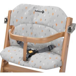 Safety 1st Hochstuhl Sitzkissen Comfort ´´Timba´´ Warm Grey