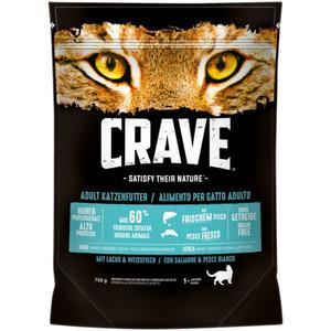 Crave Adult Trockenfutter mit Lachs & Weißfisch 6.65 EUR/1 kg