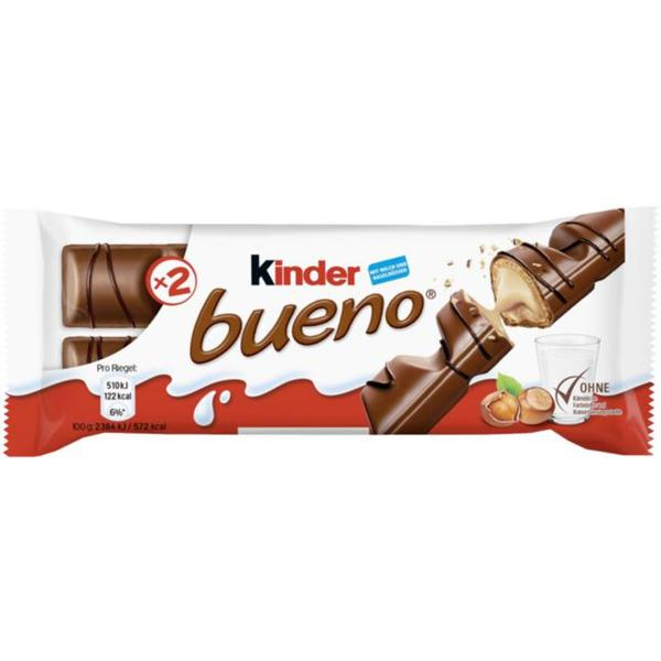 Ferrero Kinder bueno 1.84 EUR/100 g