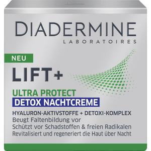 Diadermine Lift+ Ultra Protect Detox Nachtcreme 19.98 EUR/100 ml