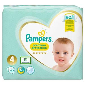 Pampers Windeln premium protection Gr. 4 (9-14 kg)