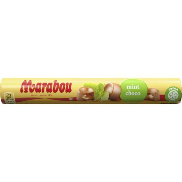 Marabou mint choco Rolle 1.91 EUR/100 g
