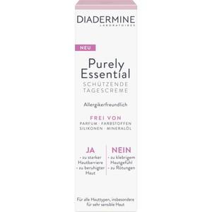 Diadermine Purely Essential schützende Tagescreme 13.73 EUR/100 ml