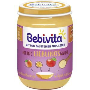 Bebivita Meine Lieblingswahl Aprikose-Maracuja in Apfel 0.42 EUR/100 g (6 x 190.00g)