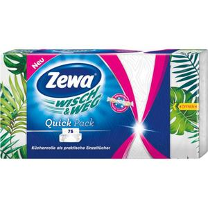 Zewa Wisch & Weg Quick Pack Haushaltstücher