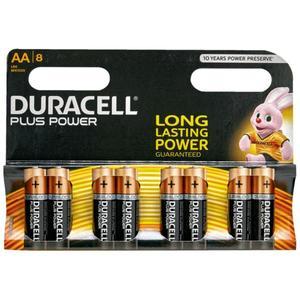 Duracell Plus Power Alkaline AA Batterie