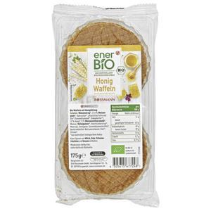 enerBiO Bio Honig Waffeln 0.85 EUR/100 g