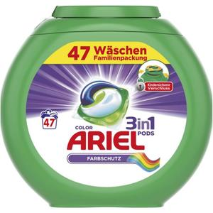 Ariel 3in1 Pods Colorwaschmittel 47 WL 0.21 EUR/1 WL