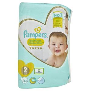 Pampers Windeln premium protection Gr. 2 (4-8 kg)