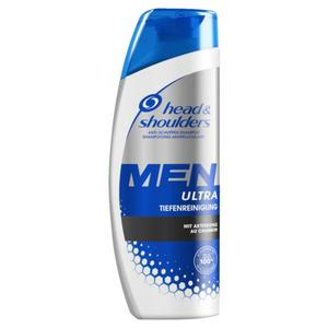 head & shoulders Men Ultra Tiefenreinigung Anti-Schuppen