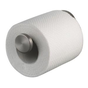 Badkomfort Reserve-Toilettenpapierhalter, Reserverollenhalter gebürstet