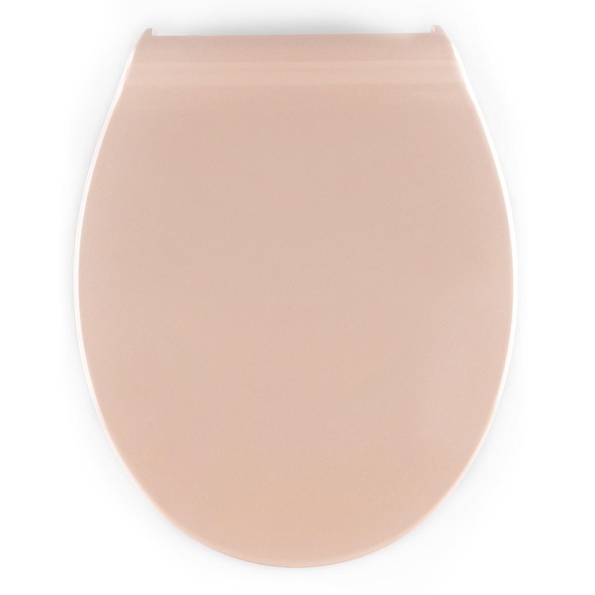 Bild 1 von badkomfort WC-Sitz Slim - Beige