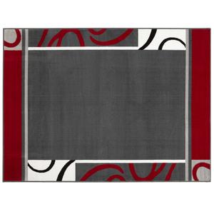 Bella Casa Hochwertiger Design-Teppich Shiraz ca. 160 x 220 cm - Diego