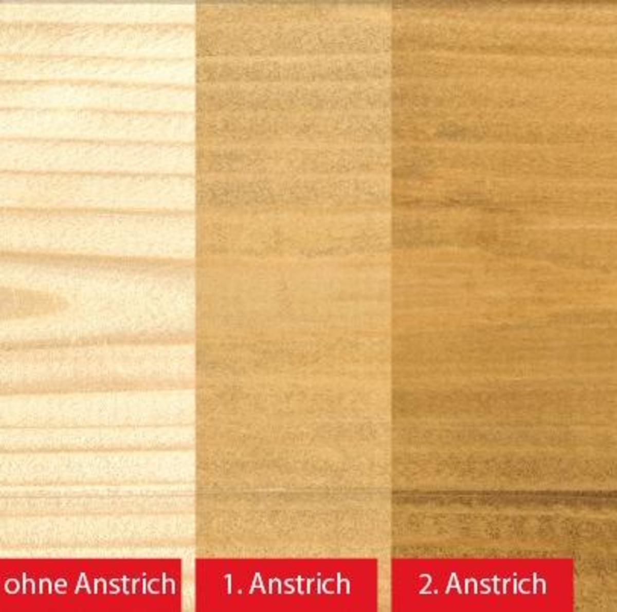 Bild 3 von BAUFIX natural Wetterschutz-Holzgel eiche hell
