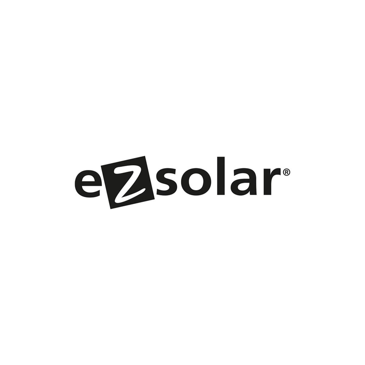 Bild 3 von EZSolar LED Solar Spiral-Lampion, Ø 12cm, Blau - 2er Set