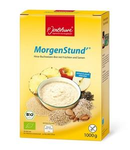 Jentschura Bio Morgenstund 1 kg + gratis Ernährungsratgeber