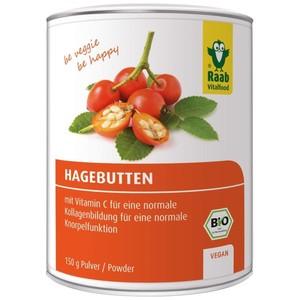 Raab Bio Hagebutten Pulver 150 g