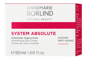 ANNEMARIE BÖRLIND  system absolute Anti-Aging Glättende Tagescreme 50 ml